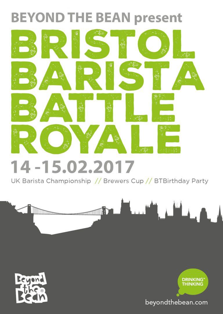 Barista Battle Royale & BTBirthday Bash